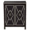 Bombay Heritage Diamond Nailhead Chest