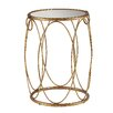 Bombay Heritage Audrey Mirrored End Table