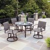 <strong>Home Styles</strong> Urban Outdoor 5 Piece Dining Set