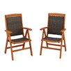 <strong>Home Styles</strong> Bali Hai Dining Arm Chair (Set of 2)