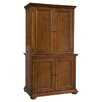 Home Styles Homestead Compact Office Cabinet and Hutch