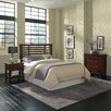 Home Styles Cabin Creek Slat 3 Piece Headboard Bedroom Collection