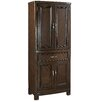 "Home Styles Crescent Hill 73"" Kitchen Pantry"
