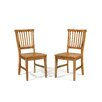 <strong>Home Styles</strong> Arts and Crafts Dining Chair (Set of 2)