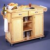<strong>Napa Kitchen Cart</strong> by Home Styles