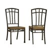 <strong>Home Styles</strong> Oak Hill Side Chair (Set of 2)
