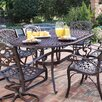 Home Styles Biscayne Oval Outdoor Dining Table