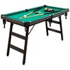 The Hot Shot 5' Pool Table
