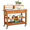 <strong>Bali Hai Wood Potting Bench</strong> by Home Styles