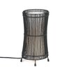"Zingz & Thingz Tapered Cage 12.25"" H Table Lamp"