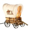<strong>Old West Wagon Table Lamp</strong> by Zingz & Thingz