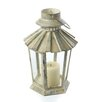 <strong>Weatherkissed Candle Lantern</strong> by Zingz & Thingz