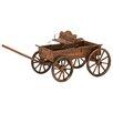 Zingz & Thingz Rustic Wagon