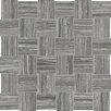 "Faber Eramosa Series 2"" x 2"" Porcelain Matte Mosaic in Carbon"