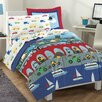 <strong>Dream Factory</strong> Big City 5 Pieces Bed Set
