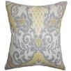 The Pillow Collection Petrini Floral Pillow