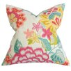 <strong>The Pillow Collection</strong> Lindsay Floral Pillow