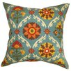 <strong>Kachine Floral Pillow</strong> by The Pillow Collection