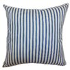 <strong>The Pillow Collection</strong> Xander Stripes Cotton Pillow