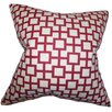 The Pillow Collection Jakayla Geometric Pillow