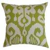 Teora Ikat Cotton Pillow