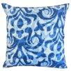 The Pillow Collection Coretta Ikat Pillow