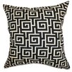 The Pillow Collection Warder Cotton Throw Pillow