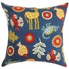 The Pillow Collection Derain Floral Pillow