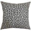 The Pillow Collection Paros Greek Key Pillow