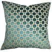 The Pillow Collection Kostya Geometric Throw Pillow