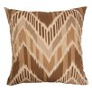 The Pillow Collection Aacharya Zigzag Cotton Pillow