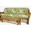 <strong>Spice Islands Wicker</strong> Montego Bay'' Sofa