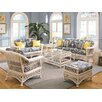 Spice Islands Wicker Bar Harbor Living Room Collection