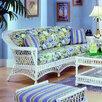 Spice Islands Wicker Bar Harbor Sofa