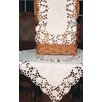 Xia Home Fashions Daisy Lace Dining Linens Collection