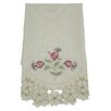 <strong>Xia Home Fashions</strong> Rose Garden Tea Towel