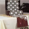 Xia Home Fashions Daisy Splendor Table Runner and Napkin Set