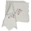 "<strong>Xia Home Fashions</strong> Bloom 19"" x 19"" Napkin (Set of 4)"
