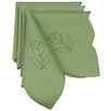 "<strong>Xia Home Fashions</strong> Tulip Bouquet 21"" x 21"" Napkin (Set of 4)"