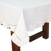 Xia Home Fashions Hemstitch/Ruffle Trim Dining Linens Collection