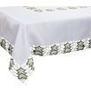 <strong>Xia Home Fashions</strong> Tannenbaum Table Cloth