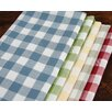 <strong>Gingham Check Tablecloth</strong> by Xia Home Fashions