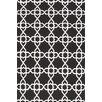 Pasargad Sahara Black/White Area Rug