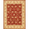Pasargad Ferehan Rust/Beige Traditional Persian Rug