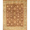 Pasargad Sultanabad Brown Tribal Traditional Persian Style Rug