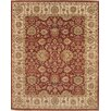 Pasargad Agra Red/Cream Traditional Persian Area Rug