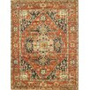 Pasargad Kerman Lavar Traditional Hand-Knotted Oriental Area Rug