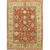 Pasargad Sultanabad Light Rust/Ivory Area Rug