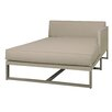 Mamagreen Mono Chaise Lounge with Cushion