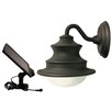 Gama Sonic Barn 6 Light Outdoor Wall Sconce